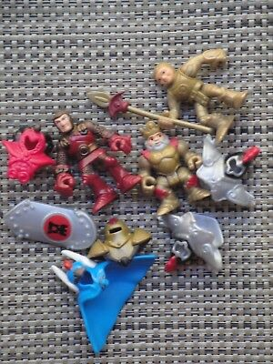 Fisher Price Imaginext Knights action figure lot