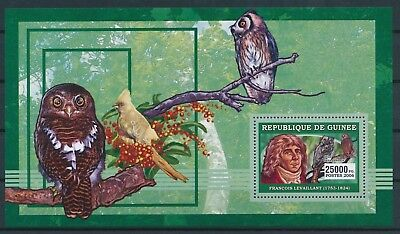 [ETA1881] Guinea 2006 : Owls - Good Very Fine MNH Sheet