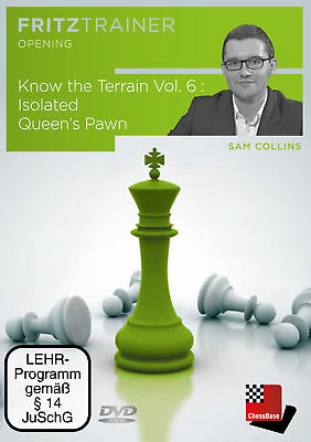 Sam Collins / Know the Terrain Vol. 6: Isolated Queen's Pawn /  9783866814042