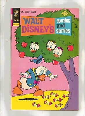 WALT DISNEY'S COMICS AND STORIES  No 408 with/DONALD,MICKEY and GOOFY
