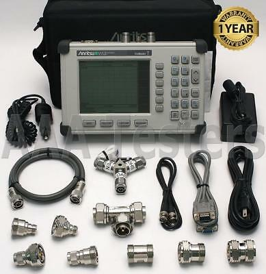 Anritsu SiteMaster S332D Cable / Antenna & Spectrum Analyzer S332