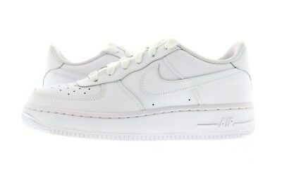 Youth (GS) Nike Air Force 1 Low White/White 314192-117