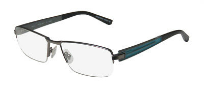 New Oga By Morel 7417O Aluminium Top-Quality Materials Eyeglass Frame/glasses