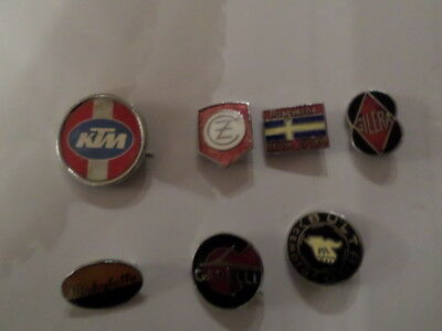 sseven motorcycle badges