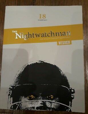 The Nightwatchman Issue 18, Good Condition