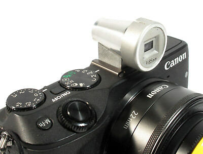 Braun Accessory Finder - Viewfinder - Economy EVF for Canon, Nikon etc