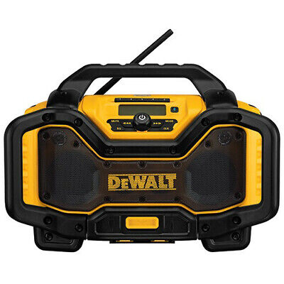DEWALT Li-Ion Bluetooth Radio & Charger DCR025R (Bare Tool) Reconditioned