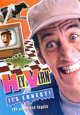 Hey Vern It's Ernest!: The Complete Series (DVD, 2011, 2-Disc Set) - NEW!!