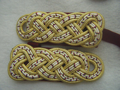 Unknown Military shoulder boards