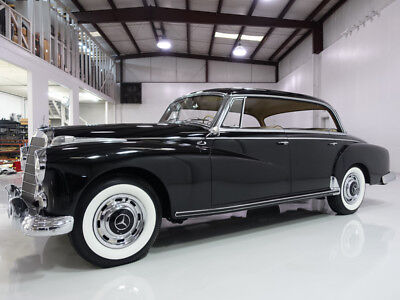 1960 Mercedes-Benz 300-Series 300d Adenauer, 47,940 actual miles 1960 Mercedes-Benz 300d Adenauer | matching numbers | Rare euro. model