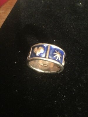 Dower Hall Ring