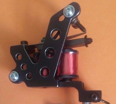 Tattoo Machine 8 wrap coil liner comes with free grip