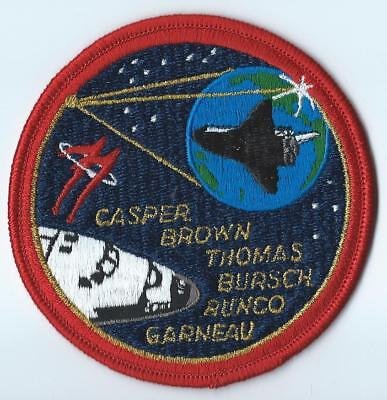 Nasa Space Shuttle Sts-77 Mission Patch