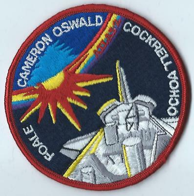 Nasa Space Shuttle Sts-56 Mission Patch