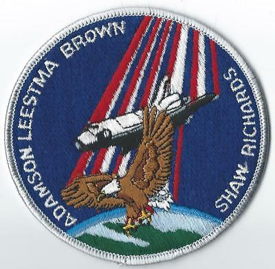 Nasa Space Shuttle Sts-28 Mission Patch