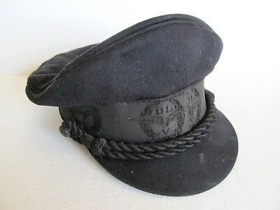 Vintage German  Ww1 Veterans Group Hat ? Dlv
