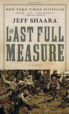 The Last Full Measure (Civil War Trilogy) by Shaara, Jeff M. Book The Cheap Fast