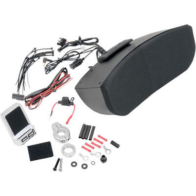 Hogtunes Memphis Shades Batwing Fairing Bolt-On Audio Kit