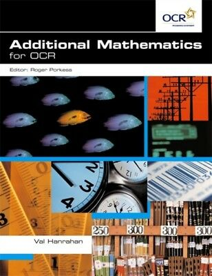 Additional Mathematics for OCR (Paperback), Hanrahan, Val, 978034...