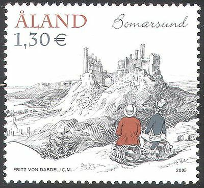 Aland 2005 Bomarsund Fortress/Buildings/Architecture/Heritage/History 1v n41375