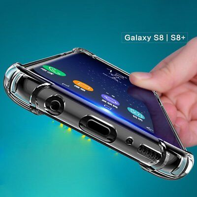 360° TPU Case Shockproof Full Protector Cover For Samsung Galaxy NOTE Phones