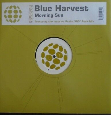 "BLUE HARVEST ~ Morning Sun ~ 12"" Single"