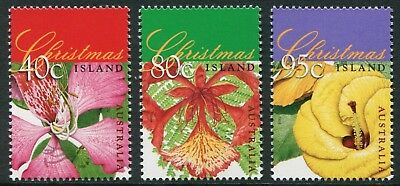 Christmas 1998 - Mnh Set Of Three (Bl331-Rr)
