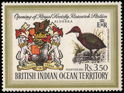 British Indian Ocean Territory #43 MLH VF