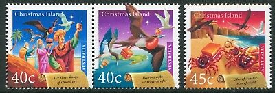 Christmas 2000 - Mnh Set Of Three (Bl331-Rr)