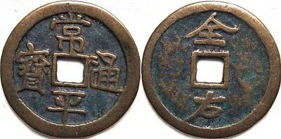 Korea Ancient Bronze coins Diameter:26mm