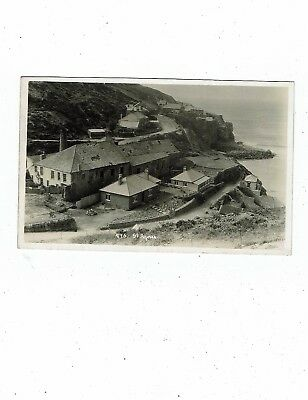CORNISH POST CARD REAL PHOTO BY HAWKE OF HELSTON No. 476 OF ST AGNES