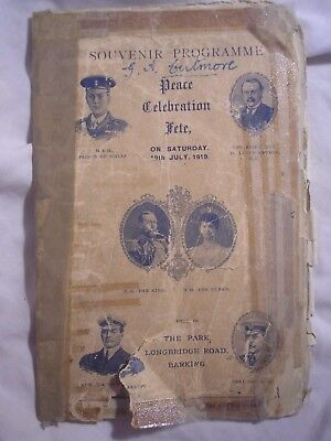 Barking Roll of Honour British Army RAF RFC Navy History London Regiment VC WORN