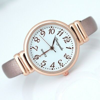 10Ppcs Hot Popular Fashion Lady Bracelet Women's Gift Quartz Bangle Watches D13M