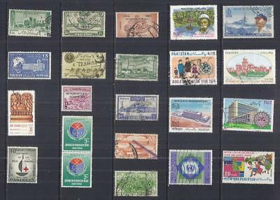 y2765 Parkistan / A Small Collection  Early & Modern Used