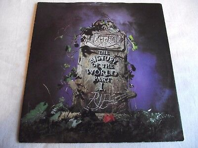 THE DAMNED ~ THE HISTORY OF THE WORLD Pt. 1 ** 1980 CHISWICK 45