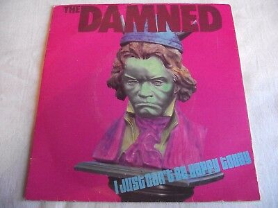 The Damned ~ I Just Can't Be Happy Today ** 1979 Chiswick 45