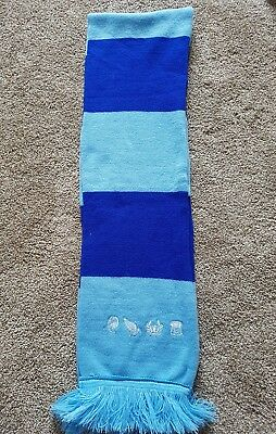 Coventry City Football scarf