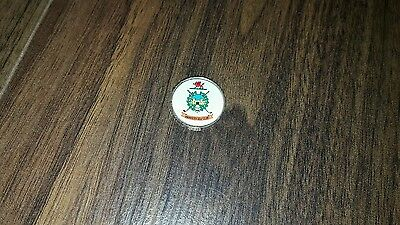 Hawarden Golf Club Ball Marker Collectible