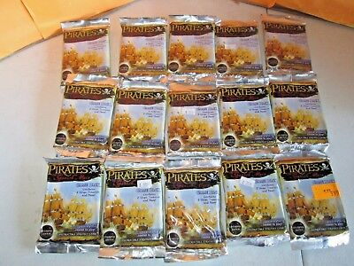 Wizkids Pirates of the Spanish Main CSG Lot of 15 FACTORY SEALED Game Packs