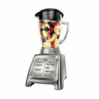 Oster Dual Action Blender BLSTRM-DZG-BG0 Brushed Stainless Steel
