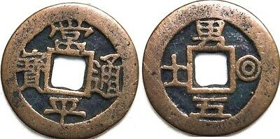 Korea Ancient Bronze coins Diameter:25mm
