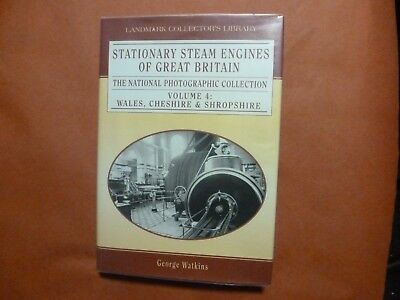 Stationary Steam Engines Of Great Britain Vol 4 Wales Salop Ches. George Watkins