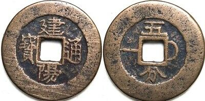 Korea Ancient Bronze coins Diameter:31mm
