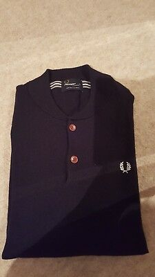 Men's Fred Perry jumper size XL