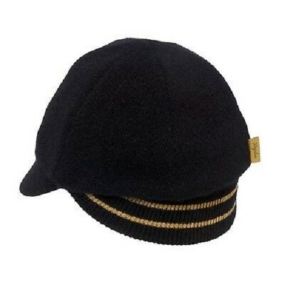 Rapha Imperial Works Knitted Winter Hat - Black/schwarz