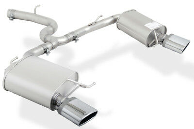 Remus Duplex Performance Exhaust SEAT LEON CUPRA 5F St 300 2.0L FROM YR