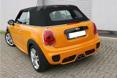 FOX SPORTS EXHAUST INSTALLATION Catalyst Mini Cooper S F55/F56/F57 Centre