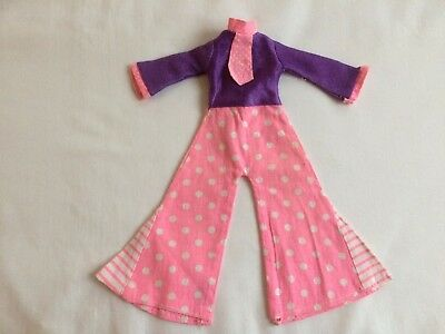 Sindy Doll Clothes - All in One - Lovely Lively - 1970's