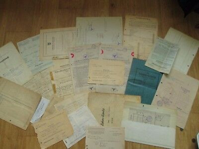 100% original German WW2 Reichl documents -wehrmacht