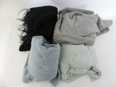 Job Lot x 4 Women's Clothing Jumpers 360cashmere/Nicole Farhi DAMAGED £780+